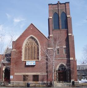église sinai